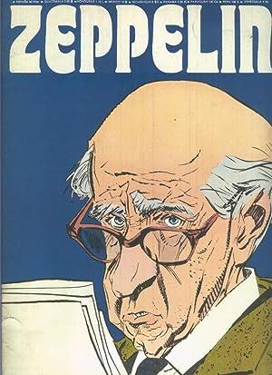 Zeppelin numero 03 (numerado 3 en interior: Varios