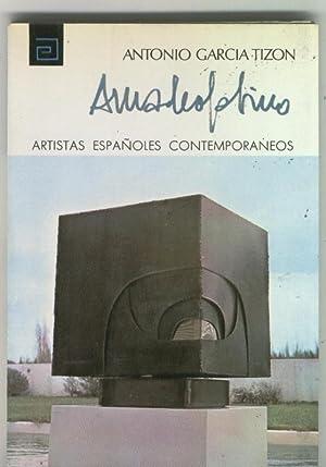 Artistas Españoles Contemporaneos: Amadeo Gabino: Antonio Garcia Tizon