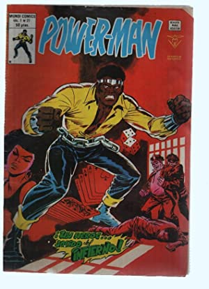 POWER-MAN, Volumen 1, Numero 21: ¡Un Hero: Archie Goodwin