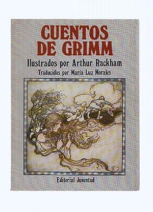 CUENTOS DE GRIMM, Ilustrados por Arthur Rackham: Arthur Rackham