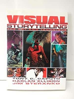 VISUAL STORY TELLING: The Art and Technique - Tony C. Caputo (Vanguard 2003)