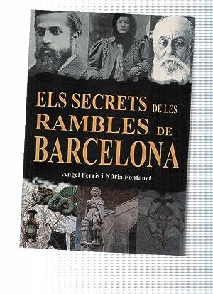 Els secrets de les Rambles de Barcelona: Angel Ferris i