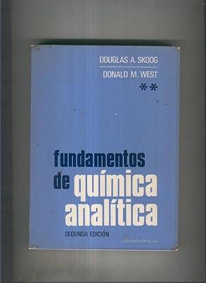 Fundamentos de quimica analitica Tomo II: Douglas A. Skoog-Donald