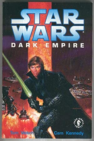 STAR WARS: DARK EMPIRE, The Collection, by Tom Veitch (Dark Horse 1993)