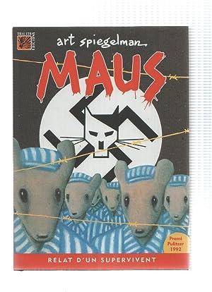 MAUS, Relat d'un Supervivent - Art Spiegelman: Art Spiegelman