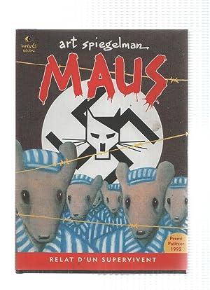 MAUS, Relat d'un Supervivent - (Inreves Edicions: Art Spiegelman