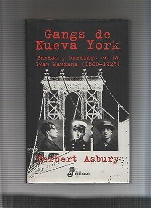 Gangs de Nueva York: Herbert Asbury