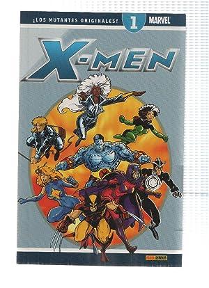 X-MEN, Publicacion Semanal, Numero 01: Juegos Mortales: Chris Claremont