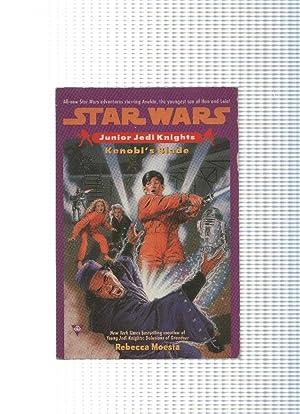 Star Wars. Junior Jedi Knights. Kenobi s: Rebecca Moesta