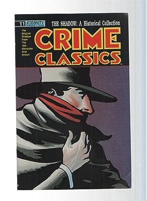 CRIME CLASSICS, Volume 1, Numero 11: The: Maxwell Grant, Vernon