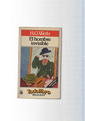 Coleccion Todolibro: El hombre invisible ( tiene: H.G. Wells