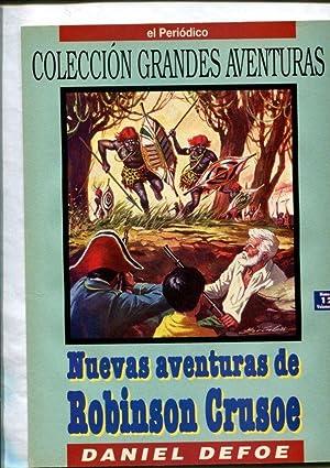 El Periodico: Grandes Aventuras volumen 3 numero: Daniel Defoe