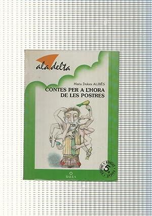 Ala Delta num. 01: Contes per a: Maria Dolors Alibes