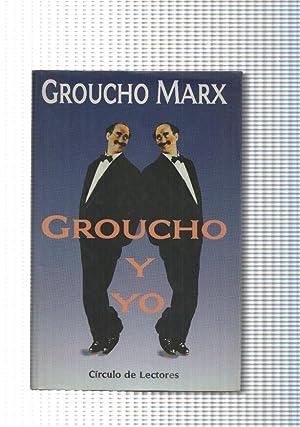 Groucho y yo: Groucho Marx