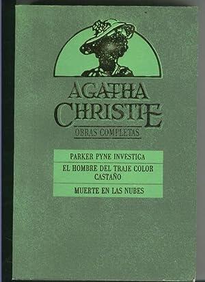 Obras completas: Agatha Christie