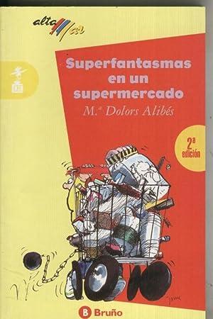 Superfantasmas en un supermercado: Maria Dolors Alibes