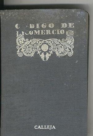 Codigo de Comercio de 1885: Varios