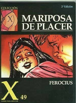 Coleccion X numero 049: Mariposa de placer: Ferocius