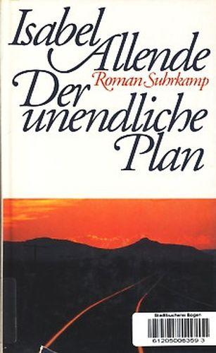 Der unendliche Plan : Roman ;.