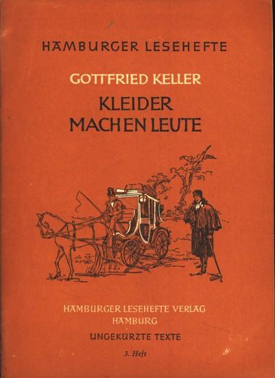 Kleider Machen Leute Hamburger Von Keller Zvab