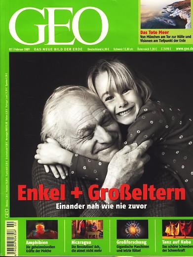 Gruner Und Jahr Zeitschriften zeitschrift magazin geo heft 2 februar 2009 enkel und