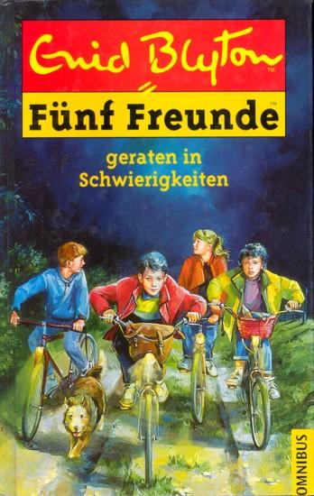 Fünf Freunde geraten in Schwierigkeiten : Eine spannende Geschichte für Jungen und Mädchen ;. - Blyton, Enid