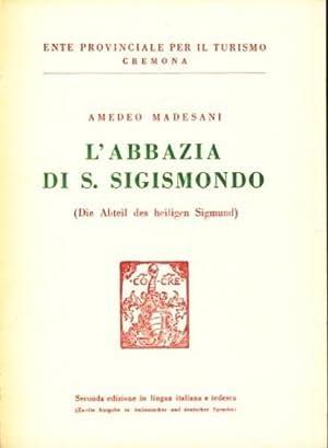 Ente Provinciale per il Turismo Cremona ~: Madesani, Amedeo: