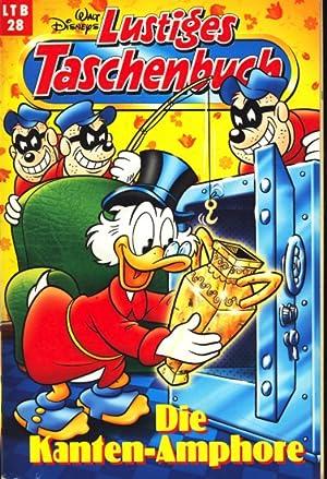 Die Kanten - Amphore ; Lustiges Taschenbuch,: Walt Disney :