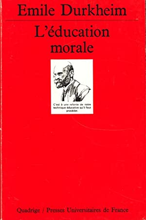 durkheim essays on morals and education Durkheim emile [w, education and morals on essays  study to approach systematic the and grandfather the as considered is durkheim 1858,  durkheim essays.
