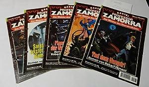 Professor Zamorra : 5 Hefte : Band: Robert Lamont /