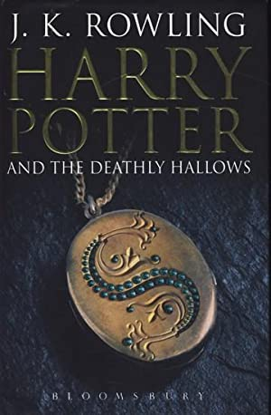 Harry Potter and the deathly hallows ;.