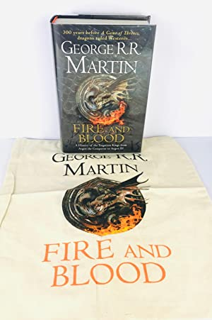 Fire and Blood SIGNED by GEORGE RR: GEORGE R.R. MARTIN