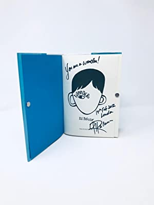 Wonder by R. J. Palacio SIGNED, LINED,: Palacio, R J
