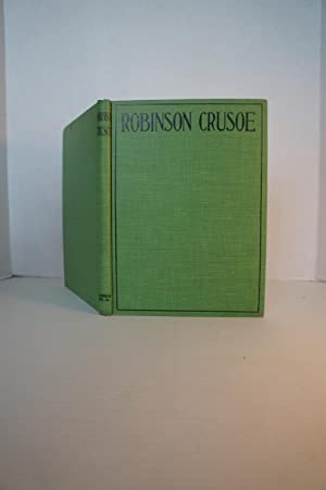 Life and Adventures of Robinson Crusoe with: after) Daniel Defoe