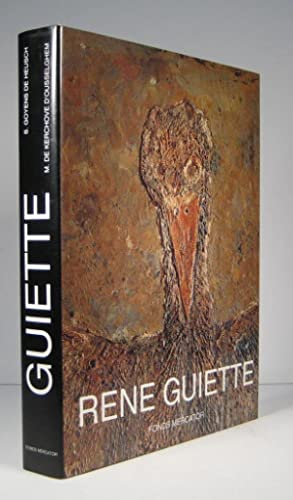 René Guiette: Kerchove d'Ousselghem, M.