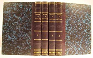 Oeuvres. 4 Volumes
