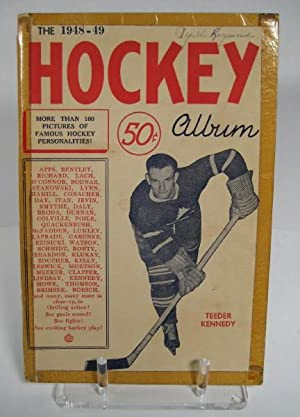The 1948-49 Hockey Album: Hockey Album
