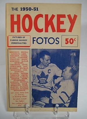 The 1950-51 Hockey Fotos: Hockey