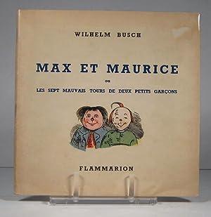 Max et Maurice, ou les sept mauvais: Busch, Wilhelm (Adaptation