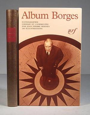 Album Borges: Borges, Jorge Luis (Jean Pierre Bernés)
