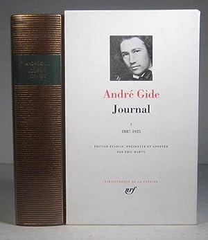 Journal I (1) : 1887-1925: Gide, André (Édition