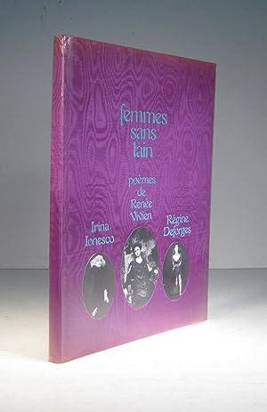 Femmes sans tain: Ionesco, Irina, Renée