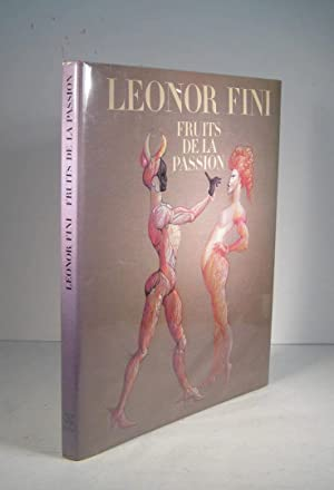 Fruits de la passion. Trente-deux variations sur: Fini, Leonor (Texte
