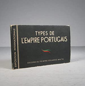 Exposition internationale. Types de l'empire portugais