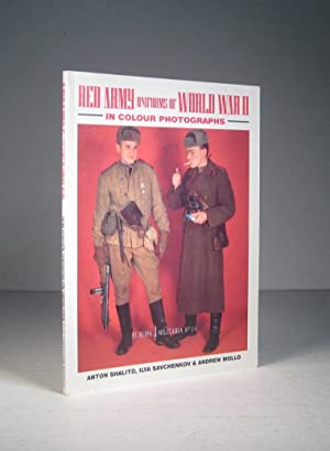 Red Army Uniforms of World War II: Shalito, A. and
