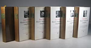 Oeuvres romanesques complètes. 6 Volumes