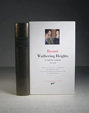 Wuthering Heights, et autres romans