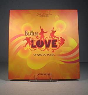 Cirque du Soleil. The Beatles. Love. At the Mirage Gala Premiere June 30, 2006