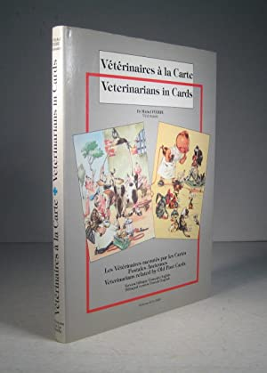 Vétérinaires à la carte. Veterinarians in Cards