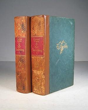 Der Zauberberg. 2 Volumes: Mann, Thomas